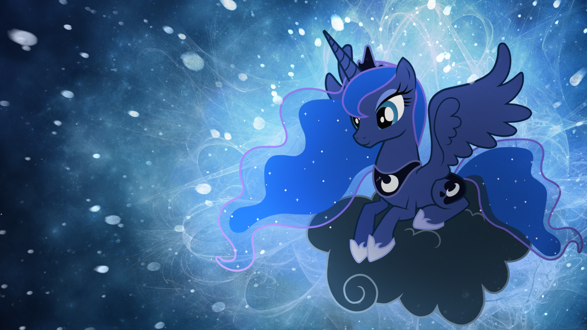Crystal-Heart Images Princess Luna Wallpaper HD Wallpaper ...