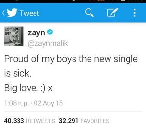 Proud of My Boys ♥