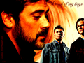 Proud of my boys - jeffrey-dean-morgan wallpaper