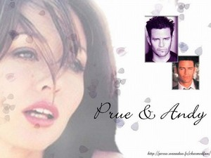 Prue And Andy achtergrond