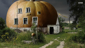 कद्दू House