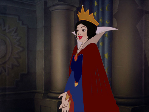 Disney Princess wallpaper titled Queen Snow White