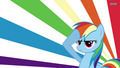 Rainbow Dash - my-little-pony-friendship-is-magic wallpaper