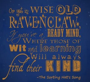 Ravenclaw Sorting Hat