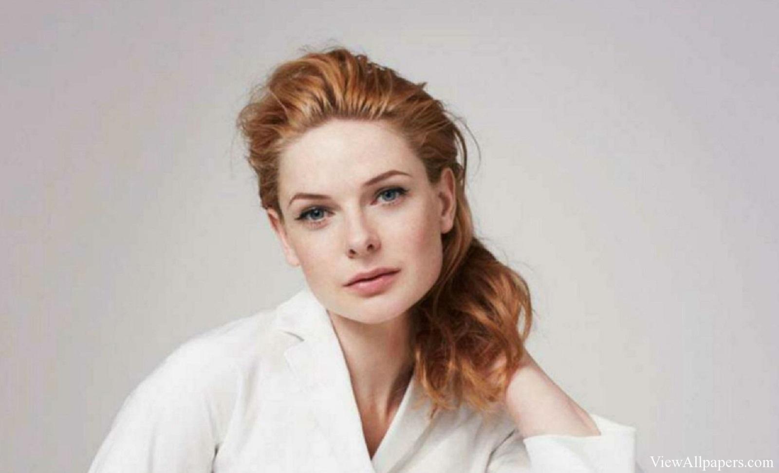 Rebecca Ferguson [Actr...