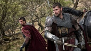 Richard Armitage in 'Pilgrimage'