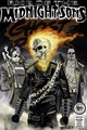 Rise of the midnight sons tribute - ghost-rider fan art