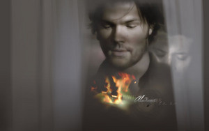 Sam/Dean wallpaper