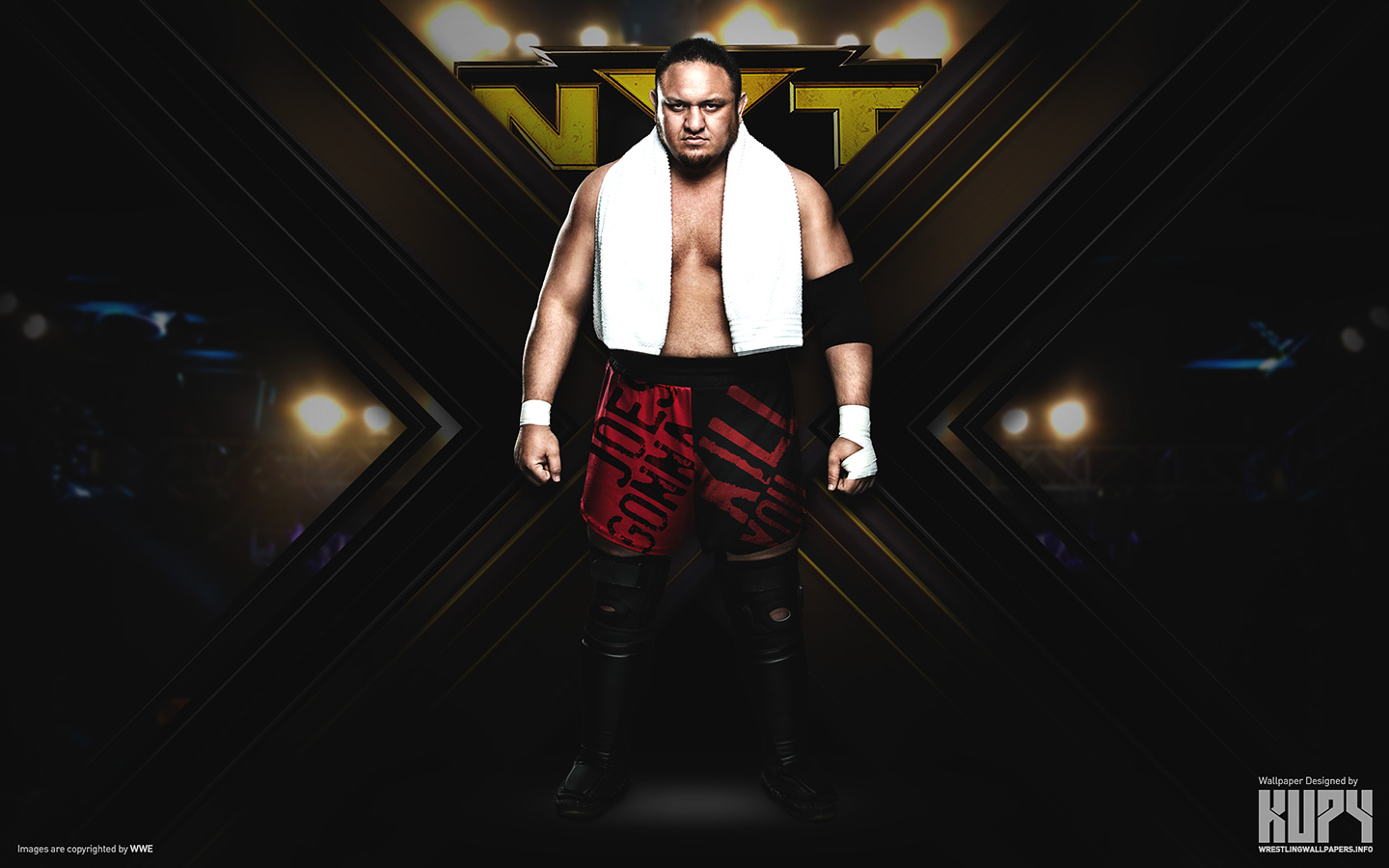 Samoa Joe wwe wallpaper 38725545 fanpop