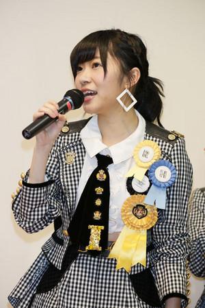 Sashihara Rino AKB48 General Election Museum 2015