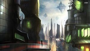 Sci-Fi Village