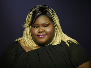 Season 2 Portrait - Gabourey Sidibe as Becky