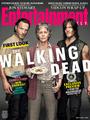 Season 6 EW Cover ~ Rick, Carol and Daryl - the-walking-dead photo
