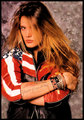 Sebastian Bach - skid-row photo