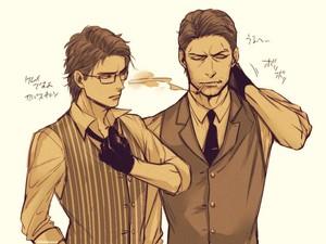 Sebastian and Joseph