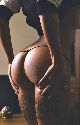 xXx wallpaper probably containing hosiery, support hose, and a leotard titled Sexy Thong G-String Lingerie Girl