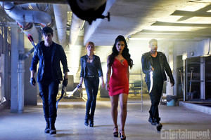 Shadowhunters first look