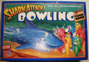 Shark Attack Bowling (1992)