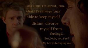 Sherlock and emotions