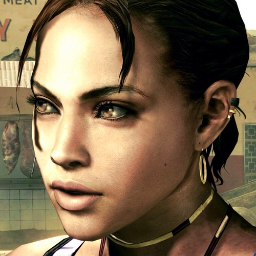 Video Games achtergrond entitled Sheva Alomar | Resident Evil 5