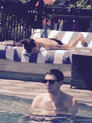 Shirtless Harry