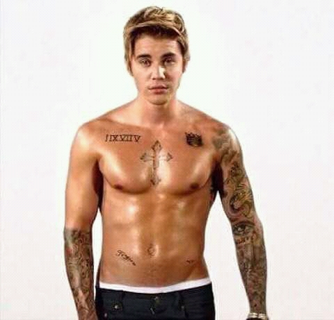 Justin bieber images shirtless justin wallpaper and background justin bieber wallpaper with a six pack called shirtless justin voltagebd Gallery