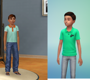 Sims 3 Remakes in the Sims 4