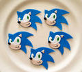 Sonic cookies - sonic-the-hedgehog photo