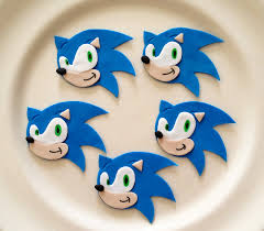 Sonic bánh quy, cookie