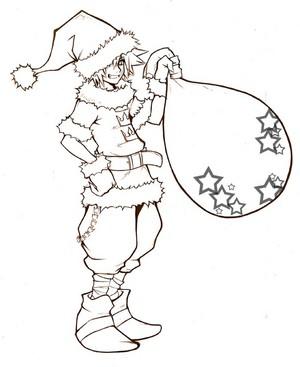 Sora - 圣诞节
