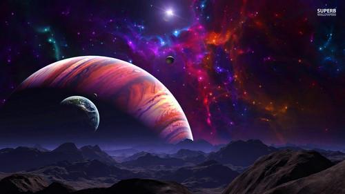 Science News kertas dinding called angkasa