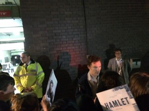 Stage Door Signings