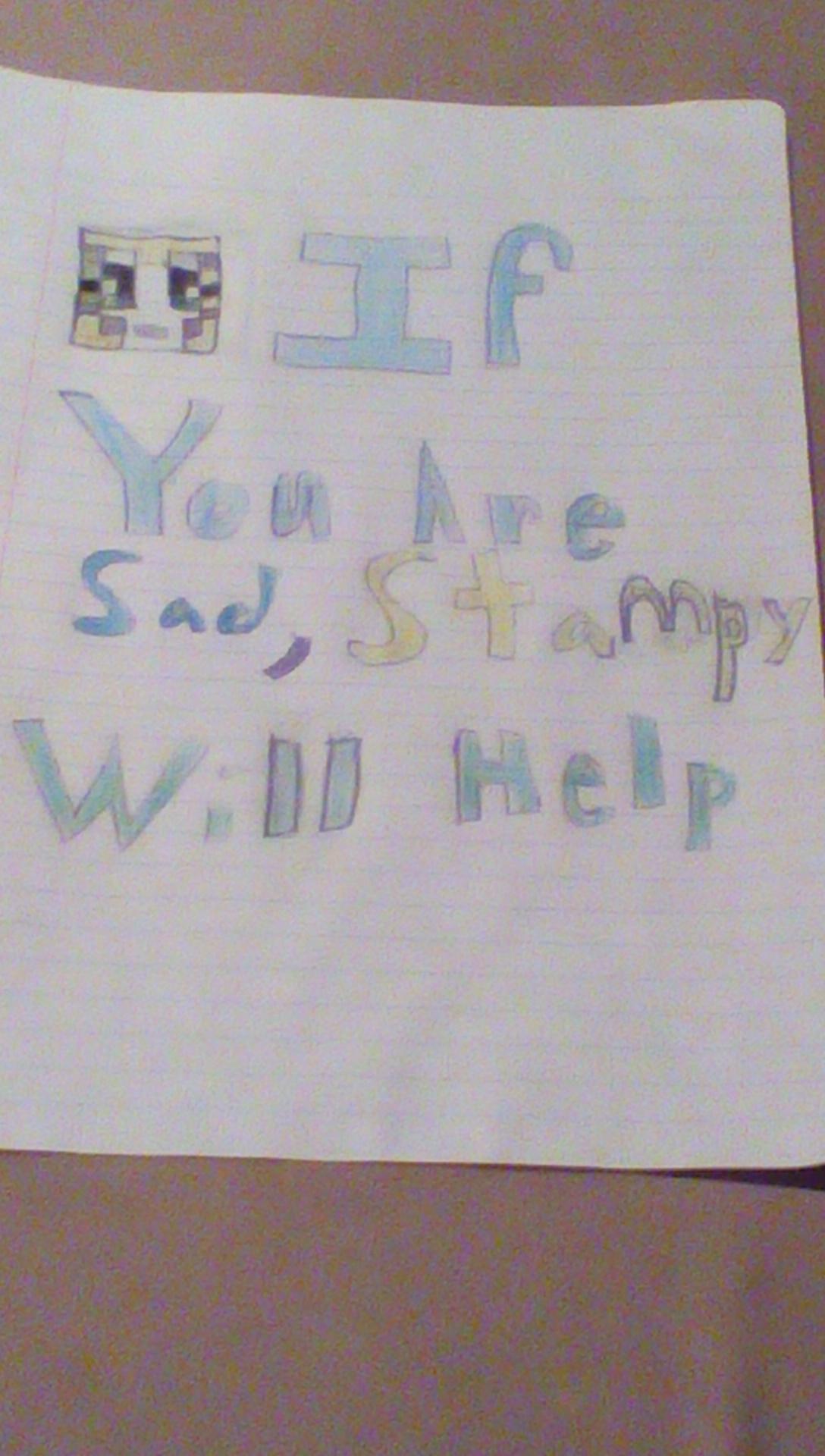 Stampy will make आप happy