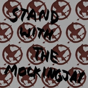 Stand with the Mockingjay