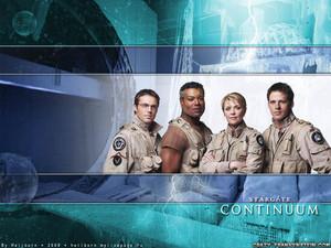 Stargate SG- 1.
