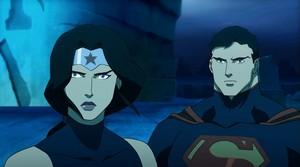 Superman and Wonder Woman 52