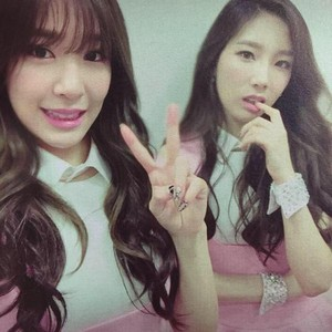 TaeNy Unseen Selfie