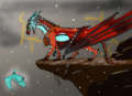 Tempest - dragons fan art