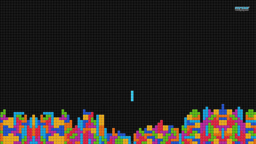video juegos fondo de pantalla entitled Tetris