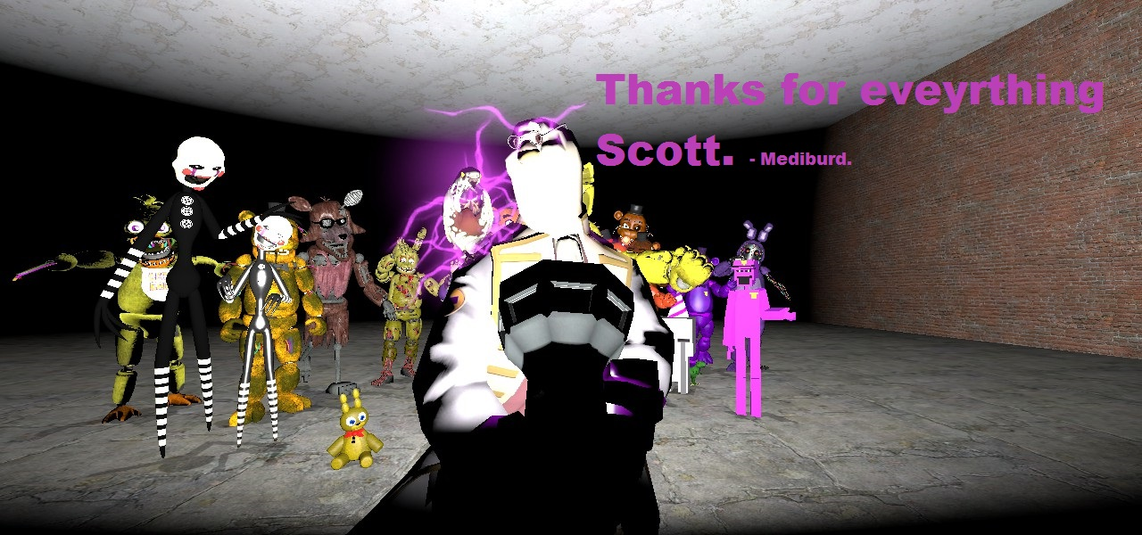 Thanks for everything Scott.