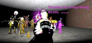 Thanks for everything Scott.