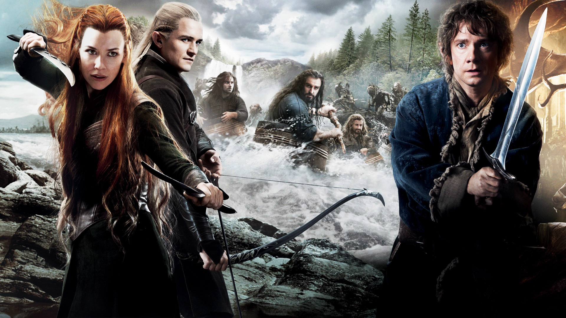 The Desolation of Smaug - Legolas Greenleaf Photo ... |The Hobbit The Desolation Of Smaug Legolas