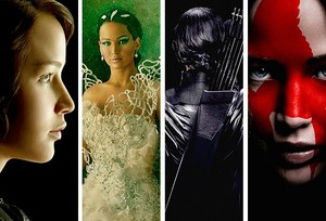 The Hunger Games to Mockingjay - Part 2