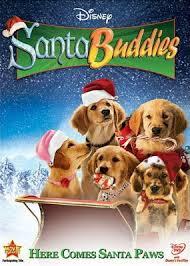 "The ""Santa Buddies"" movie wallpaper."