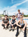 The Vamps at Thorpe Park's Island Beats