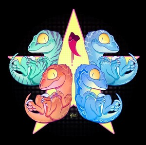 The Velociraptors