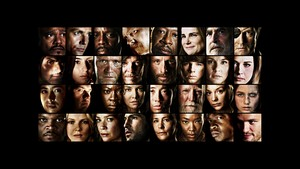 The Walking Dead main characters