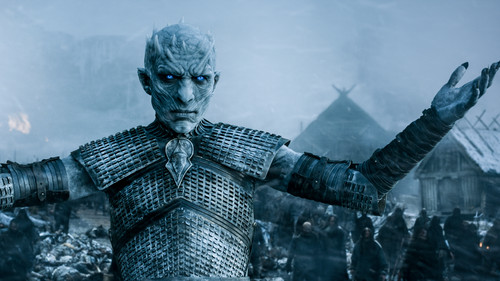 Игра престолов Обои probably with a brigandine, a breastplate, and a сюрко, покрывать, surcoat called The White Walkers