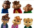 The chipmunks and the chipettes  - alvin-and-the-chipmunks photo