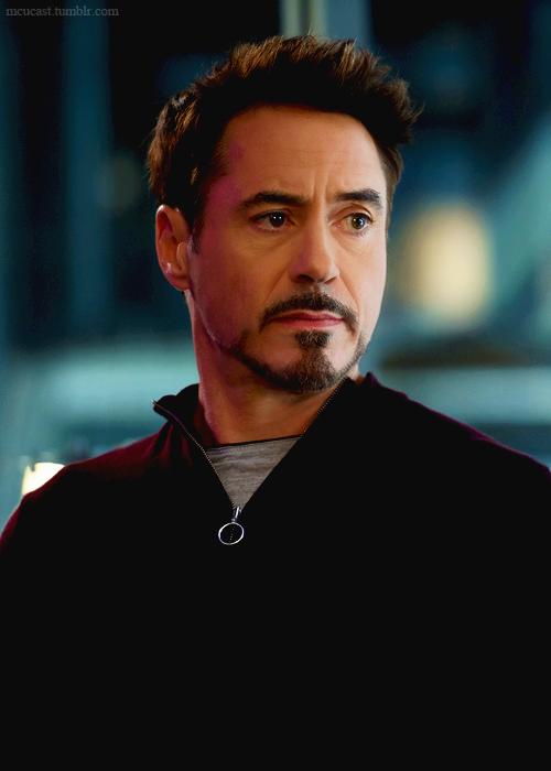 The Tony Stark Goatee  Cool Mens Hair